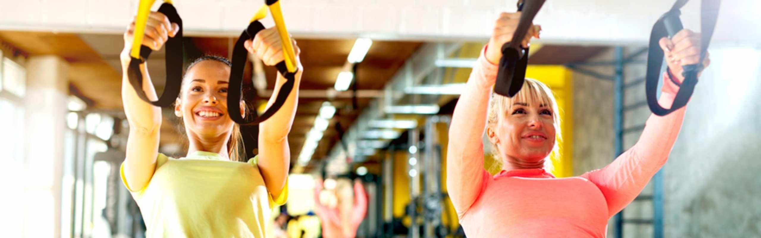 Descubre el entrenamiento en suspensión y los beneficios para tu cuerpo