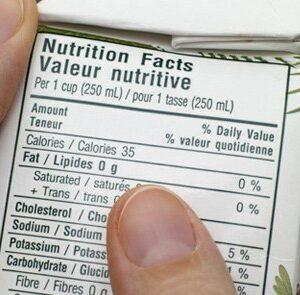 Cursa el máster en etiquetado nutricional y especialízate en este sector